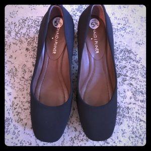 Dark Navy Heels